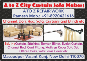 A to Z City Curtain Sofa Makers