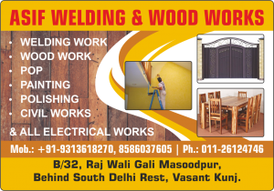 ASIF WELDING & WOOD WORKS