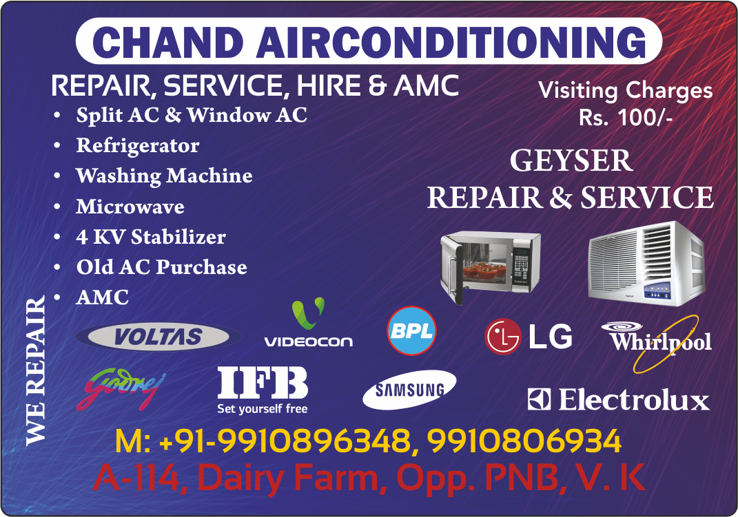 CHAND AIRCONDITIONING